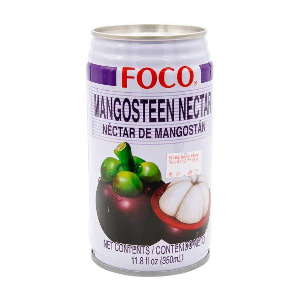 Mangosteen Nektar, FOCO, 350 ml