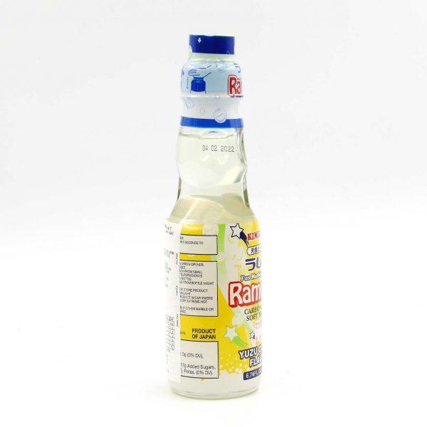 KIMURA RAMUNE Getränk mit Zitrusgeschmack (Yuzu), 200ml