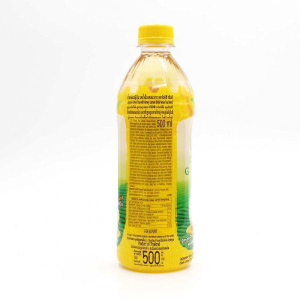 OISHI Grüner Tee Honig Zitrone, 500ml