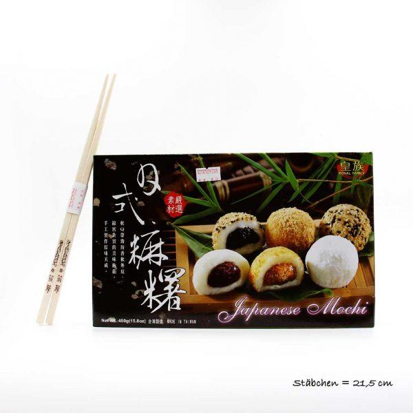 Japanische Mochi gemischt, Royal Family, 450g (15Stück)
