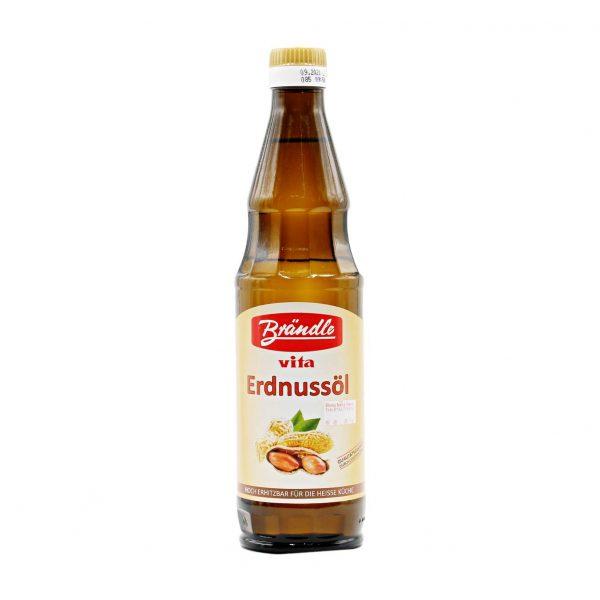 Erdnussöl, Brändle, 500ml