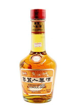 Koreanischer Ginseng Schnaps, 28% vol., Lotte Chilsung Beverage, 700ml