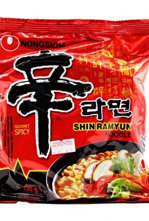 Shin Ramyun Instantnudeln, Nong Shim, 120g
