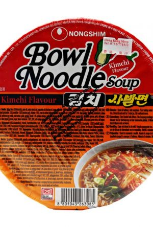 Bowl KimChi, Nong Shim, 86 g
