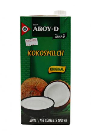 Kokosnussmilch 1L Aroy-D