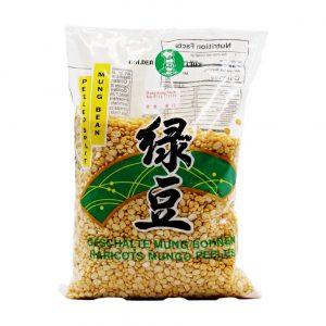 Mungbohnen geschält, Golden Chef, 400 g