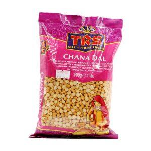 Chana Dal geschälte Kichererbsen, TRS, 500g