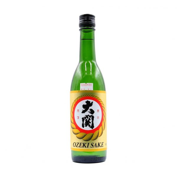 Sake Dry, 14.5% Vol Ozeki 375ml