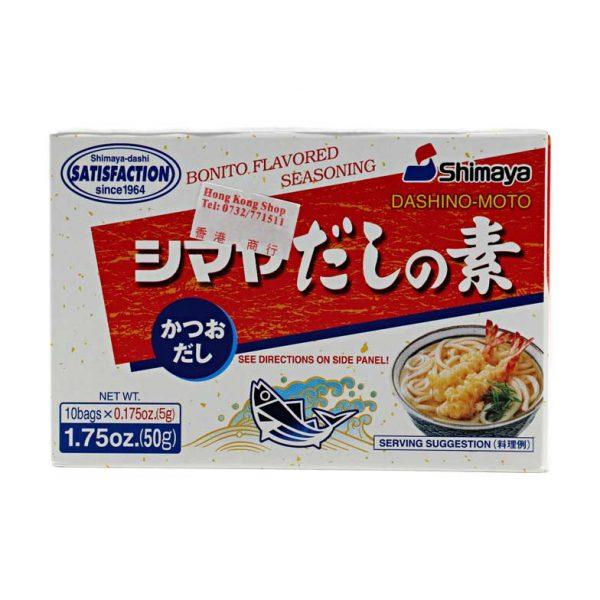 Fischpulver Dashi No Moto, Shimaya, 50 g
