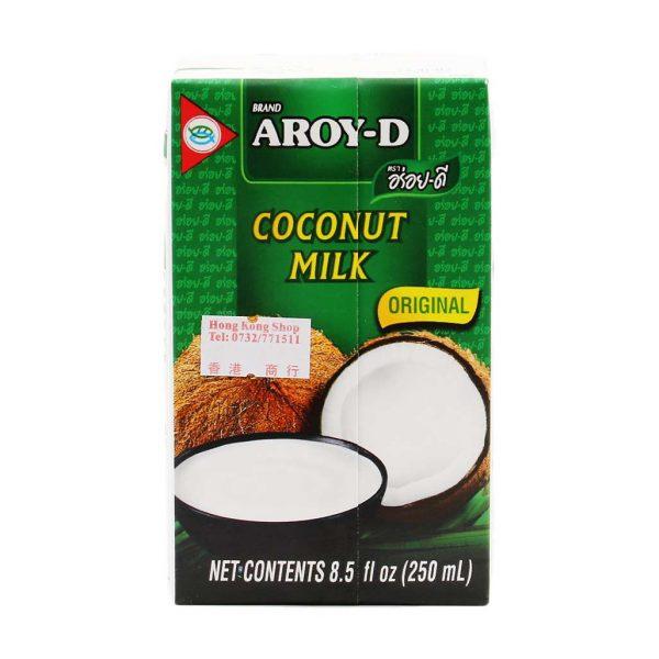 Kokosnussmilch, AROY-D, 250ml