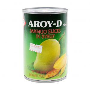 Mangospalten in Sirup, AROY-D, 425g