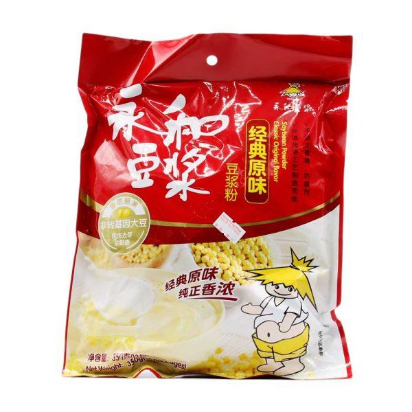 Sojabohnen Pulver ohne Rohrzucker, Yon Ho, 350g