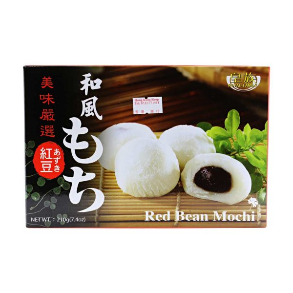 Mochi Red Bean, Royal Family, 210g