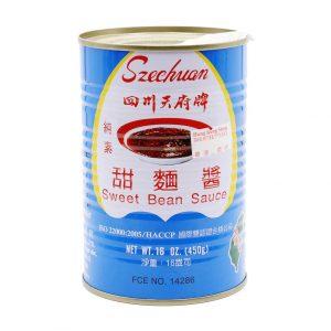 Sweet Bean Sauce TF SZECHUAN 450g