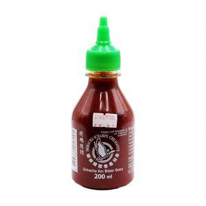 Sriracha Hot Chili Sauce, Flying Goose, 200ml G