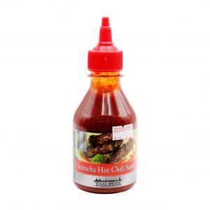 Sriracha Hot Chili Sauce, THAI PRIDE, 200ml R