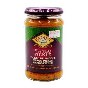 Mango Pickles Patak's 283g