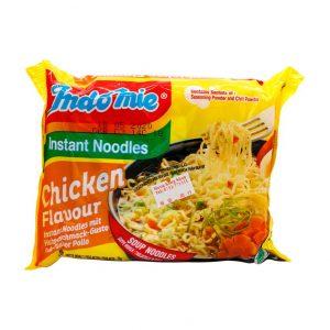 Instantnudeln Huhn-Geschmack, Indomie, 70g