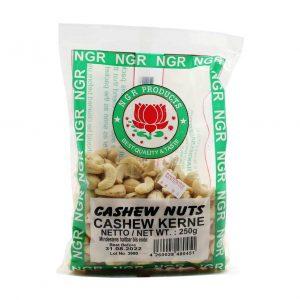 Cashewnüsse, NGR, 250g