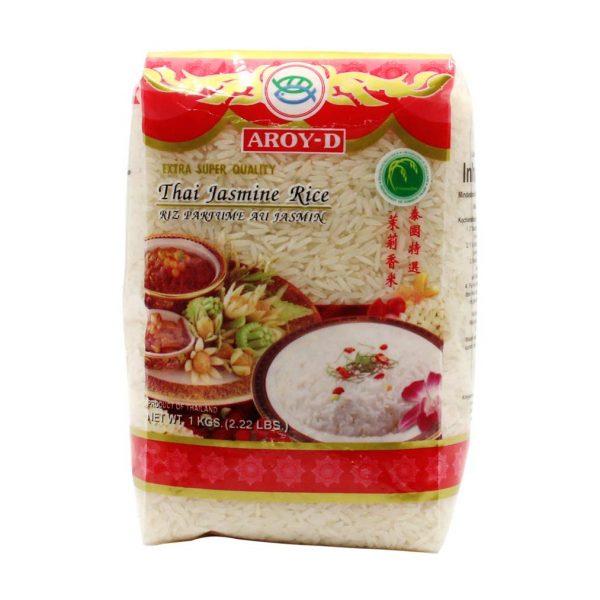 Thai Jasminreis, AROY-D, 1 kg