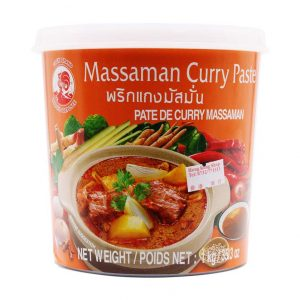 Currypaste Massaman, Cock Brand, 1kg