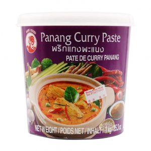 Currypaste Panang, Cock Brand, 1kg