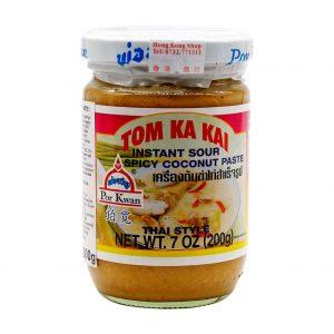 Tom Ka Kai Paste, Por Kwan, 200g
