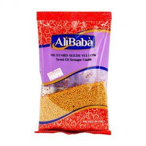 Senfkörner gelb, AliBaba, 100g
