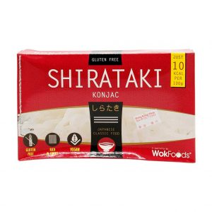 Shirataki (Konjak Nudeln), WokFoods, 350g
