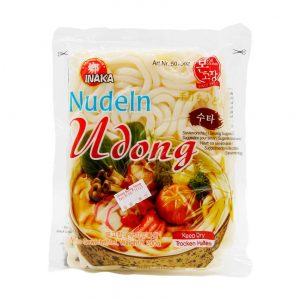 Udong Nudeln frisch, Inaka, 200g