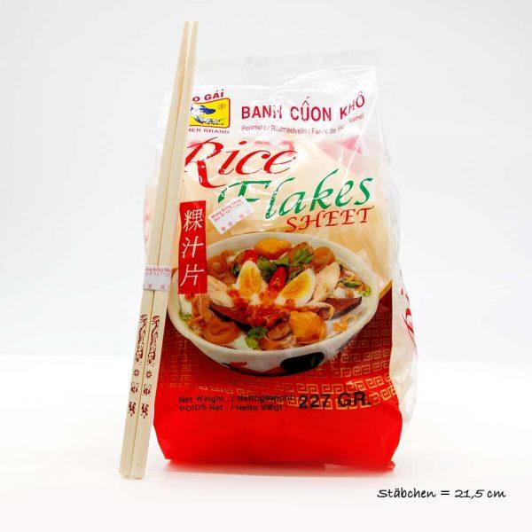 Reisflocken in Blattform, Farmer, 227g