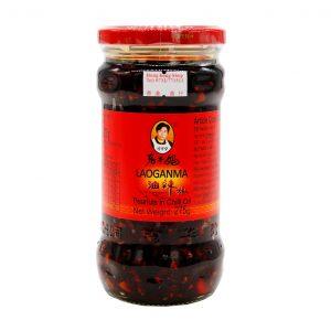 Erdnüsse in Chiliöl, Lao Gan Ma, 275g