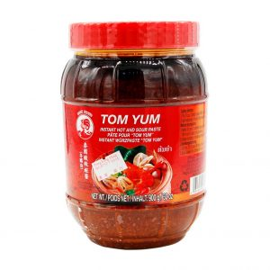 Tom Yum Paste, Cock Brand, 900g
