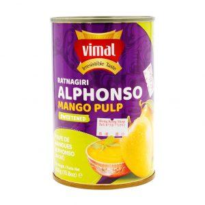 Alphonso Mango Pulp, Vimal, 540g