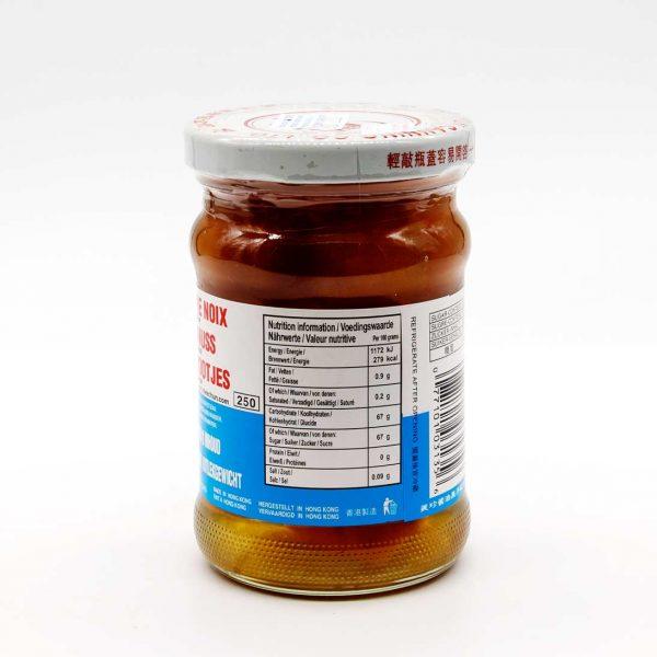 Ingwernüsse in schwerem Sirup, Mee Chun Canning, 250g