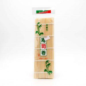 Bambusmatte für Sushi-Rollen, Jade Temple, 240x240mm