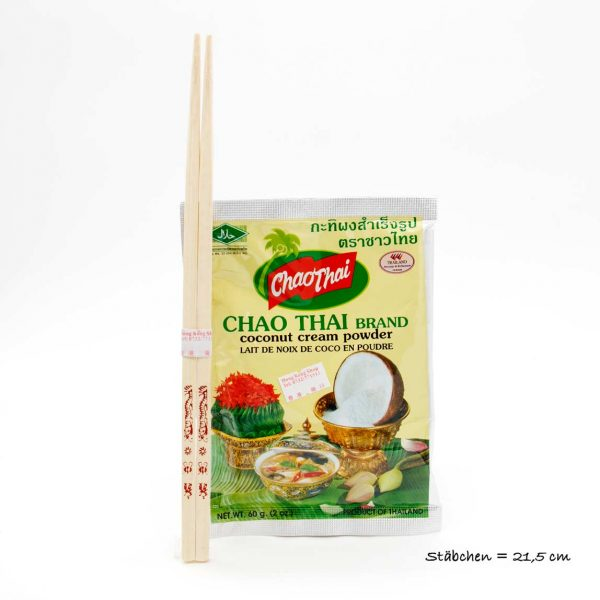 Kokoscremepulver, Chao Thai Brand, 60g